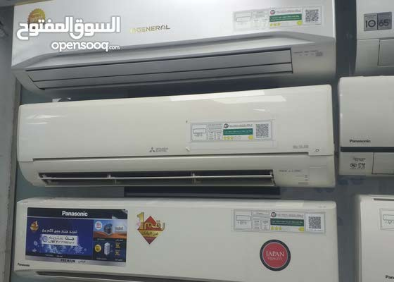 New split & window A/c available with installation good price more information