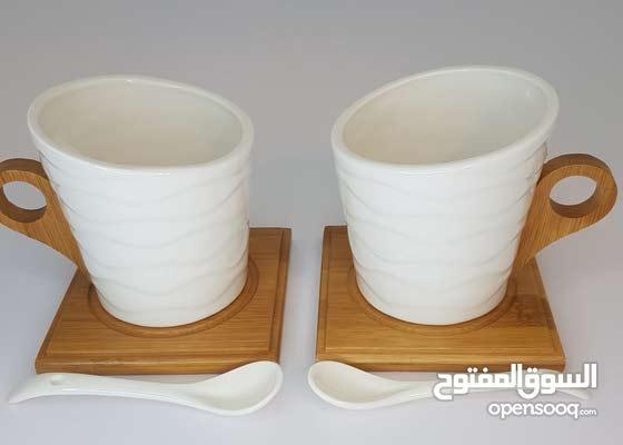 Tall Bamboo Tea Set