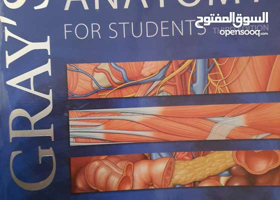 Gray's anatomy for students-third edition
