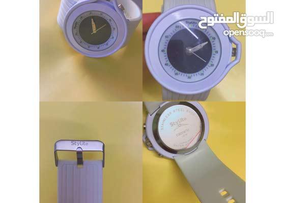 ساعة جديده غير مستعمله ماركة stylito  6 دينار