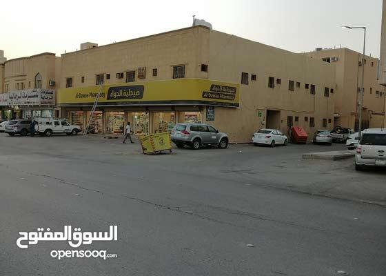 عمارة للايجار بحي اليرموك طريق ابو جعفر المنصور
