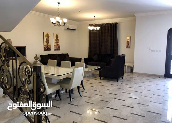 villa for rent in azgwah 5bedrooms with 2 month free
