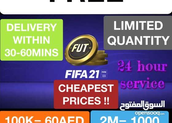 FIFA 21 COINS CHEAPEST !!