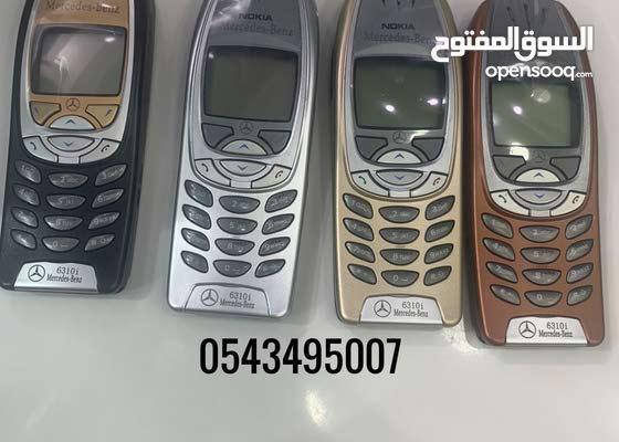 Nokia 6310i mercedes