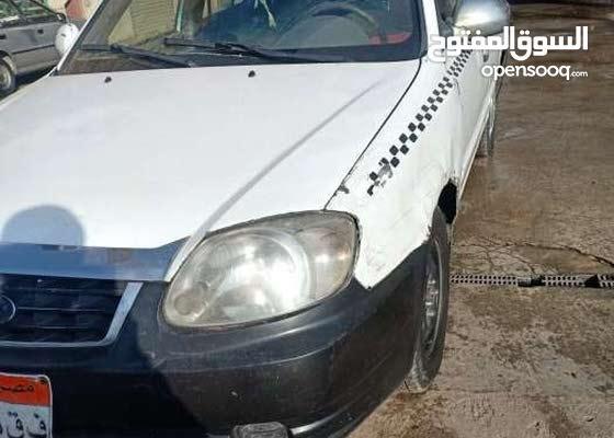 Hyundai Verna  in Giza - Used