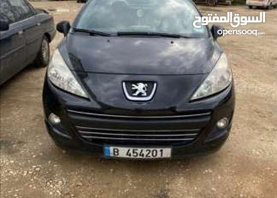 Peugeot 207 model 2011 Kashef