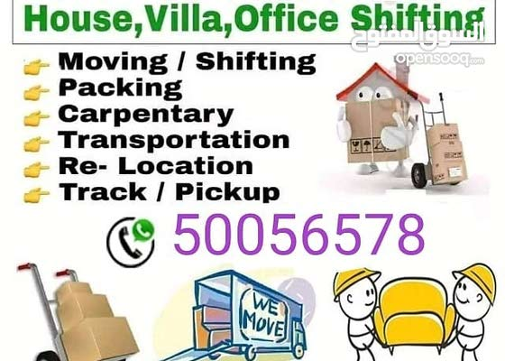 movers & packers doha