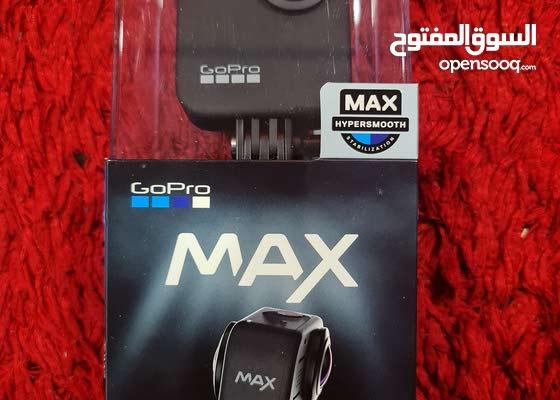 GoPro MAX جديد