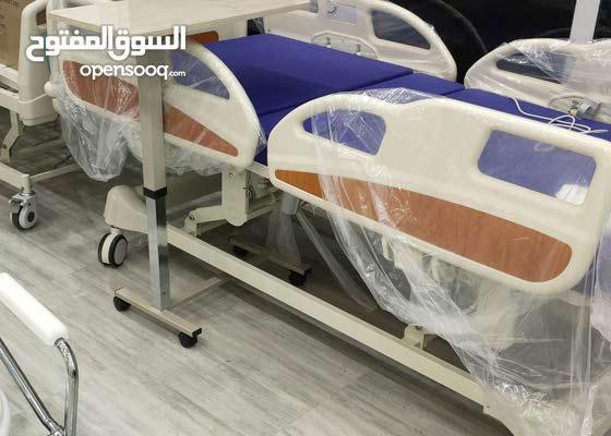 سرير طبي كهربائي موتور ضمان سنتين والشحن والتركيب مجانا