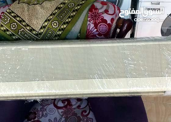 مكيفات هيتاشي مستعمل  Air conditioners Hitachi 1.5 & 2 tons used