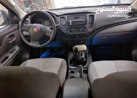 Fiat fullback double cabine 4 * 4 tt option