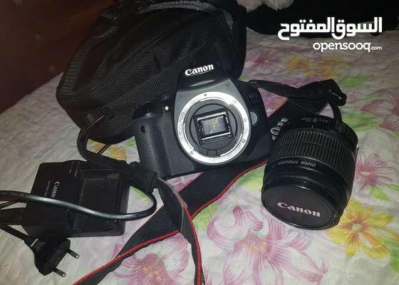 كاميرة كانون 550d