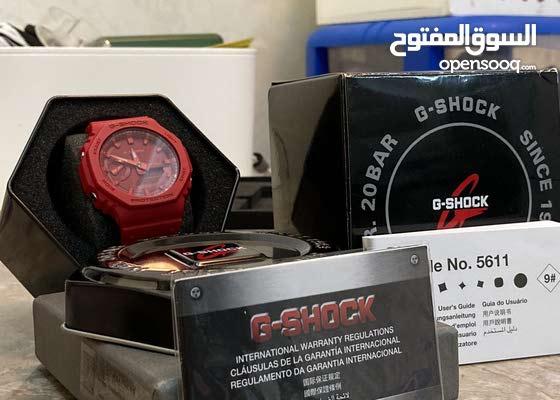 Brand New Limited Very Rare G-Shock GA-2100-4A Original with Warrenty