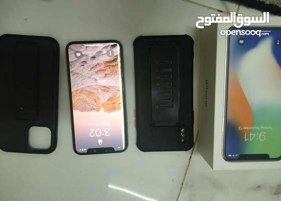 iPhone X 256gb exchange with note 10 plus