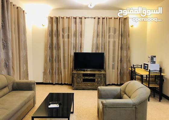 Fully furnished 1BHK flat for rent al ghubrah naer by 18th November street