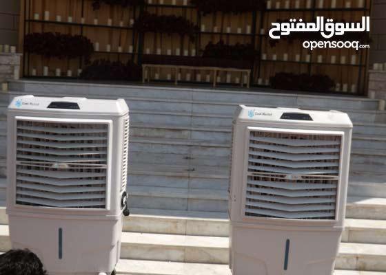 مكيفات, مراوح ترش المياه, مبردات هواء للايجار فى دبى, ابوظبى-الامارات.