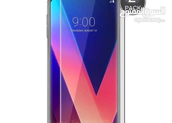 متوفر لزكات شاشه لمبايلات  LGV30  LGV35