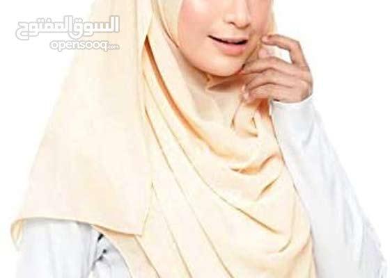 soft shiffon bubble hijab
