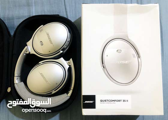 Bose Quie comfort 35 ll New condition original  New condition