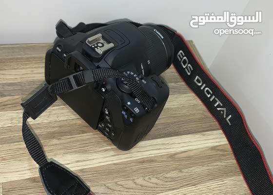 كاميرا كانون700D