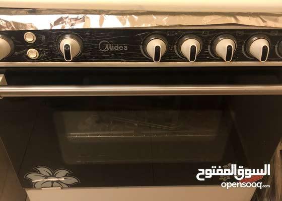 Midea 5 Stove Gas Oven