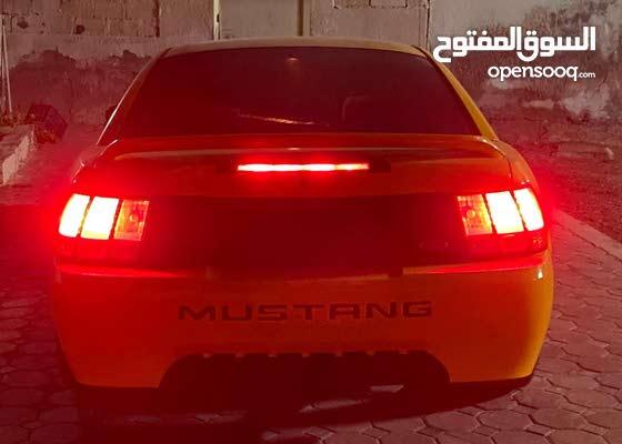 2001 Ford Mustang  فورد موستنج 2001