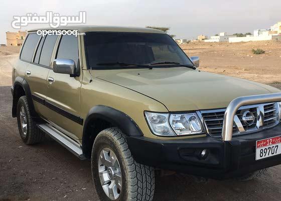 لبيع نيسان 2001 ب 14000 ارسلي ع واتس عمان
