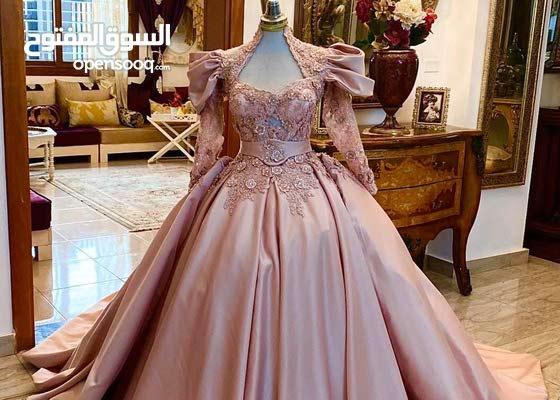 فستان كبير محضر