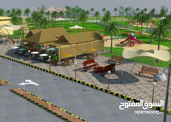 محترف تصميم حدائق و مشاريع زراعية مع المواصفات 3d 2d cad ثلاثي الابعاد ومخططات مشاريع صغيرة و كبيرة