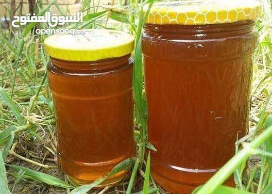 عسل طبيعي مضمون 100%