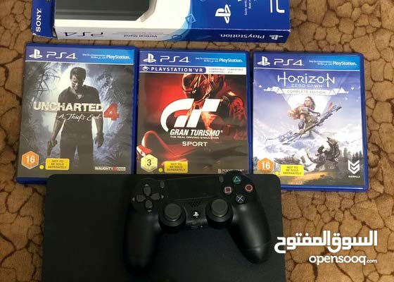 PS4 new prand