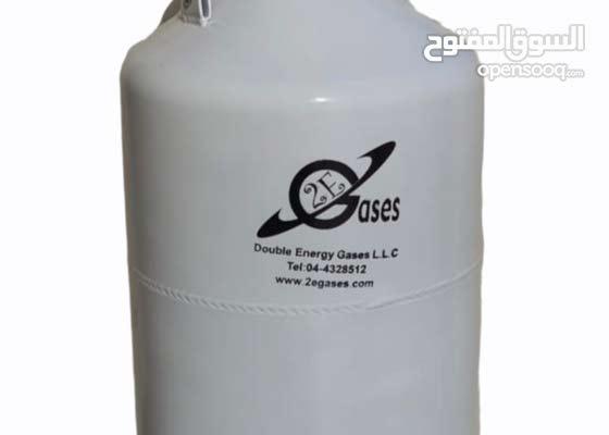 عبوات نيتروجين سائل 10 litr