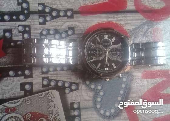 hand watch ساعة يدوية حديدة