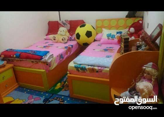 غرفة اطفال مودرن عموله زان تقيل كامله