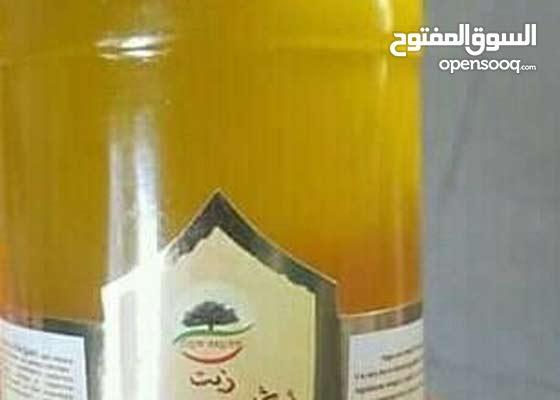 زيت أرغان مغربي 100/100طبيعي