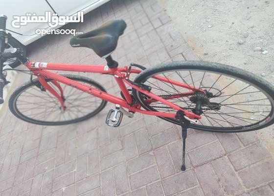 دراجه هوائيه من المانيوم للطرق