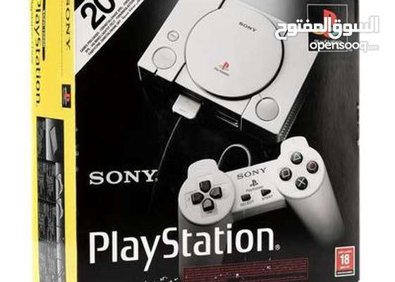 بلايستيشن ون كلاسيك Playstation classic ONE