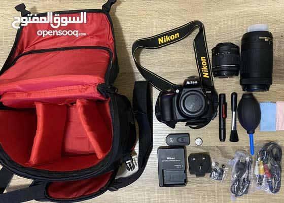 Nikon camera 5300D DSLR  professional for sale