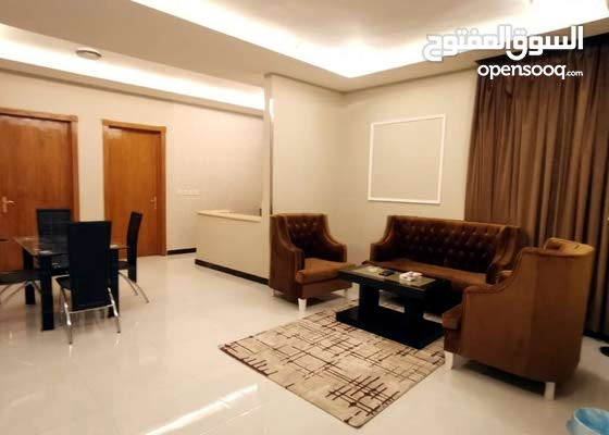 شقة مفروشة شمال الرياض