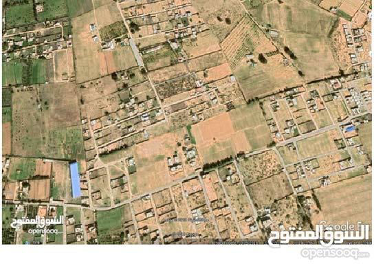ارض 1000 م للبيع وادي الربيع
