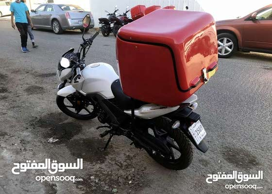 سائق توصيل سيكل  motrocycle drivers for talabat