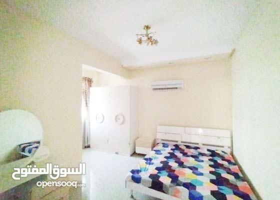 للايجار شقة من غرفتين في الماحوز - شامل