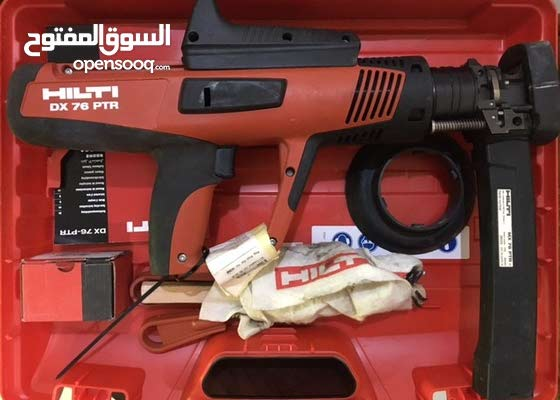 Hilti Nail Gun For Decking Application