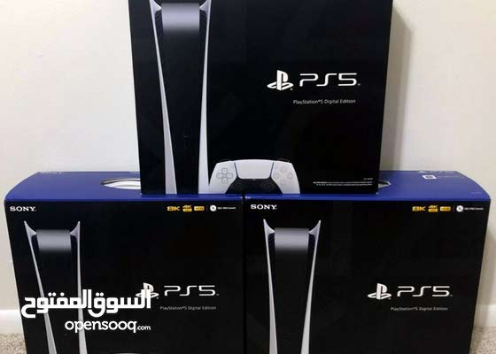 Brand new PlayStation 5 game console