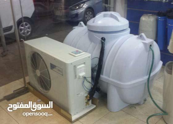 جهاز تبريد الماء ( جهاز تبريد خزانات مياه )