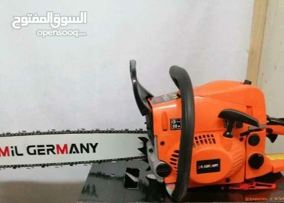 جديد منشار قطع الأشجار الألماني بنزينة Mil Germany استيراد ألمانيا جديد