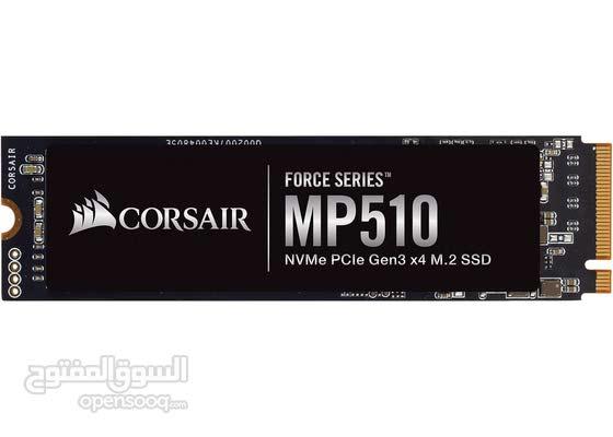 قرص تخزين Corsair Force MP510 M.2
