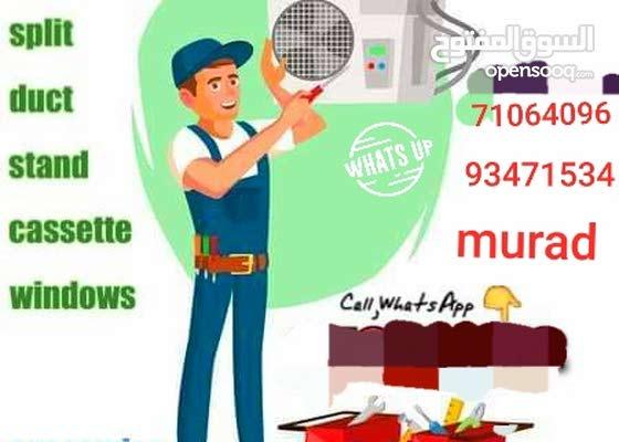 maintains and repairing aircondtion refrigerator washing machine