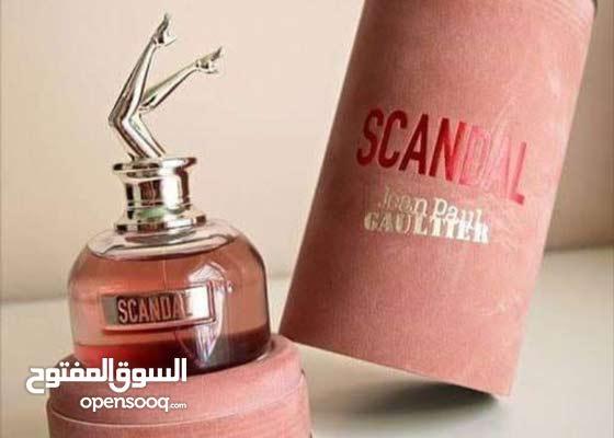"Tester Original Perfume  ""Scandal For woman"""
