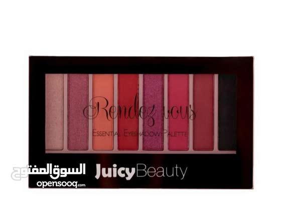 "Rendezvous Eyeshadow Palette From ""Juicy Beauty""."